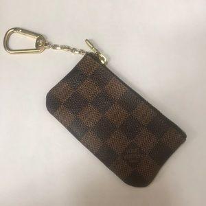 Authentic LV key case